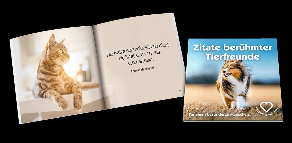 Tierschutzzeitung Bücher